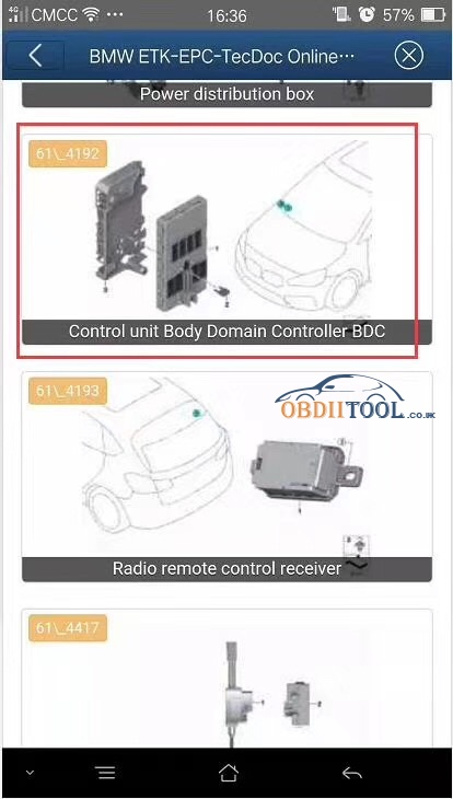 yanhua-acdp-check-vehicle-info-by-VIN-15