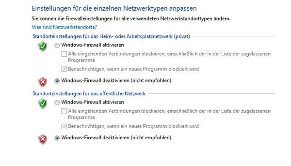 Firewall-disabled
