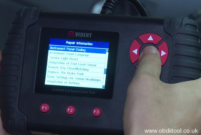 use-vident-ilink400-for-vag-cars-diagnosis-and-service-reset-13