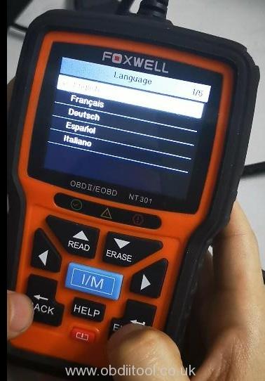 Foxwell Nt301 2