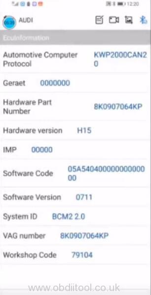Humzor Nexzdas Lite User Manual 7