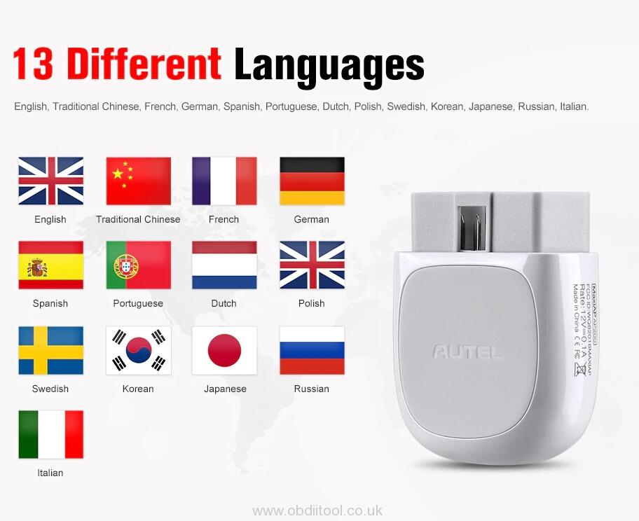 Ap200 Language