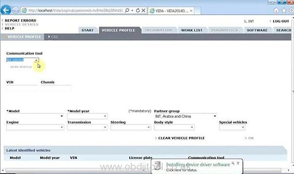 Bluetooth version 2014d Vida Dice Installation 10