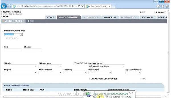 Bluetooth version 2014d Vida Dice Installation 11