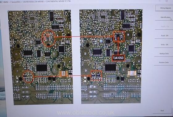 Bmw At200 Read Write Msv80 Isn Clone Module 7