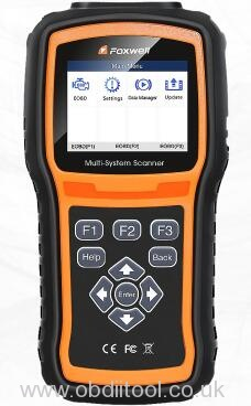 Foxwell Nt530 Vehicle Software Download Update 1