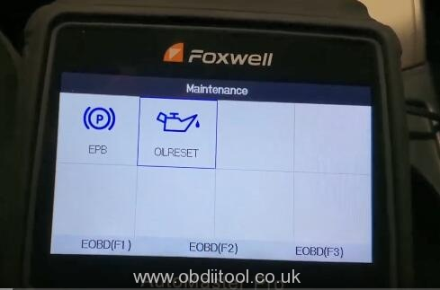 Foxwell Nt680 Reset Oil Benz C300 2010 1