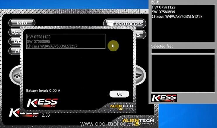 Kess V2 Ksuite V2.53 Read Bmw 328i6at 9