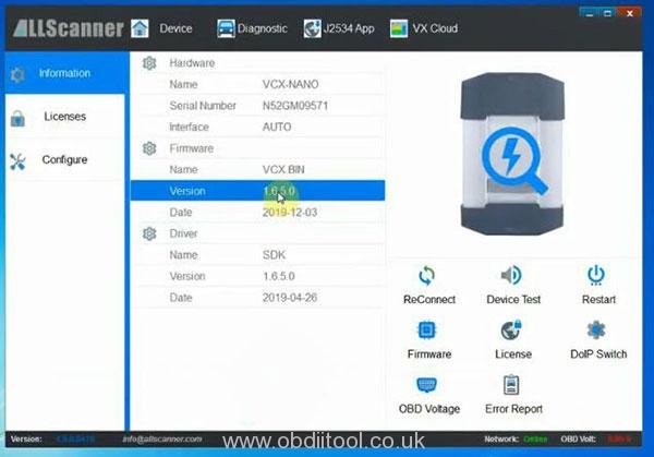 Vxdiag Vcx Nano Gds2 Tech2win Install 10