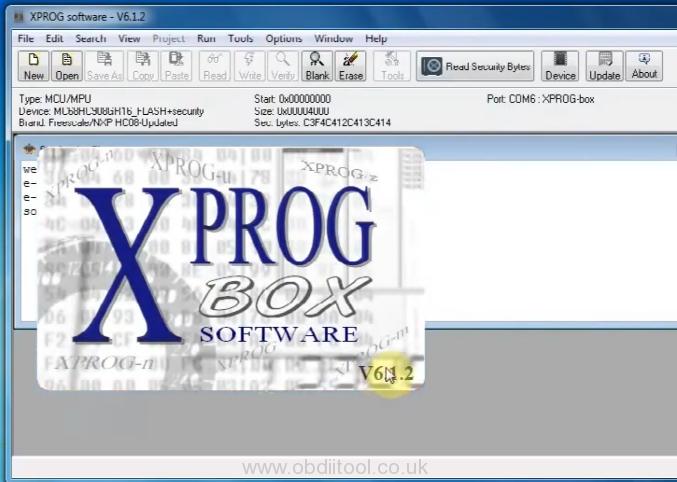 Xprog 6.12