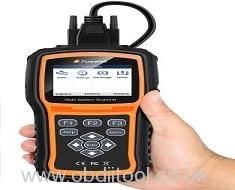 Foxwell Nt530 Obd2 Code Scanner Real Feedback