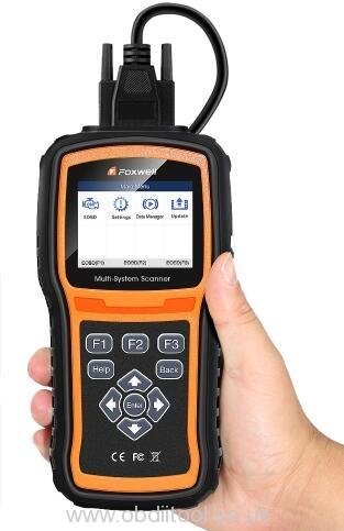 Foxwell Nt530 Obd2代码扫描仪