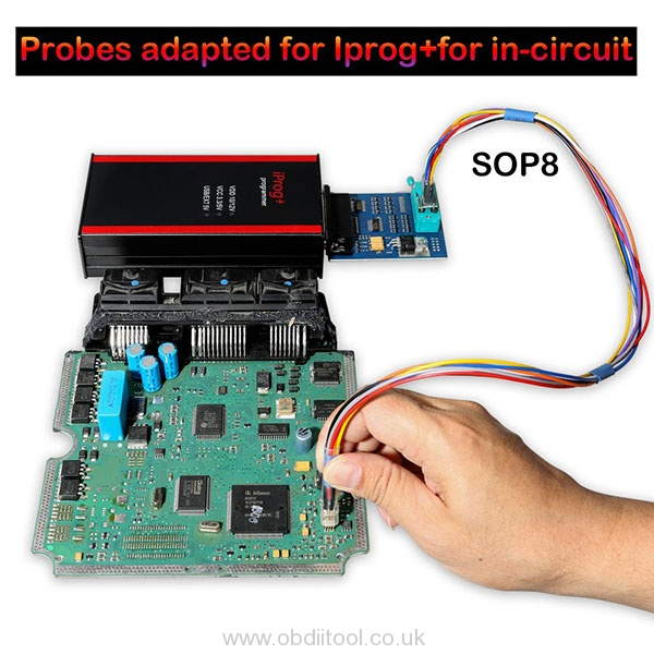 Probes Adapted For Iprog Xprog 8
