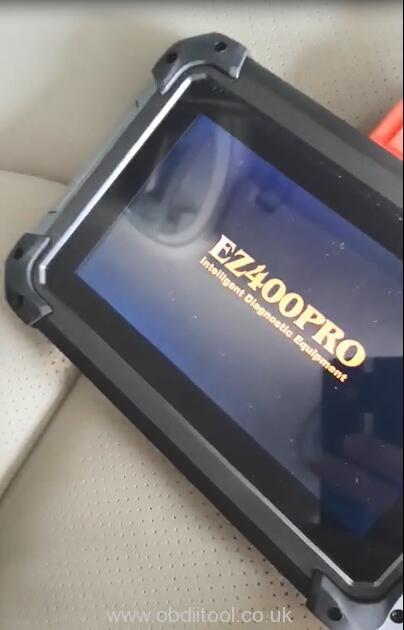 Xtool Ez400 Pro Review Benz W211 E220 Cdi 3