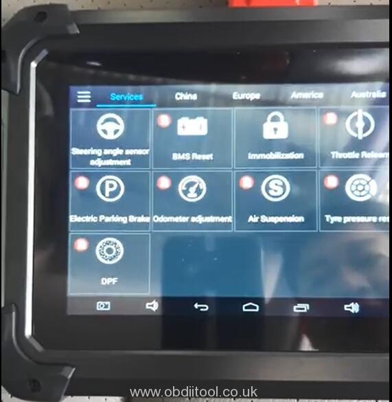 Xtool Ez400 Pro Review Benz W211 E220 Cdi 4