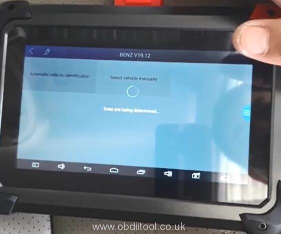 Xtool Ez400 Pro Review Benz W211 E220 Cdi 6
