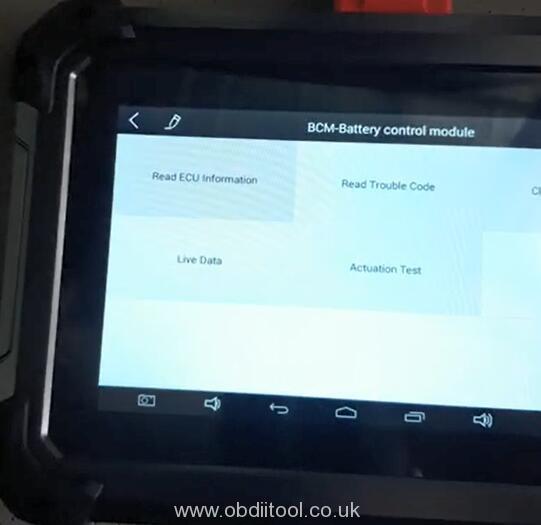 Xtool Ez400 Pro Review Benz W211 E220 Cdi 8