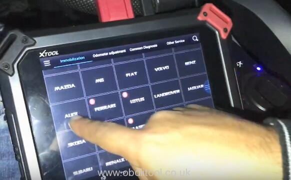 Xtool X100 Pad2 Pro Program 2012 Audi A5 3