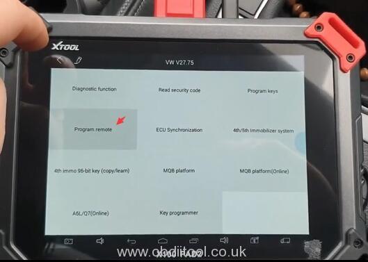 Xtool X100 Pad2 Pro Program Vw Cc 2014 21