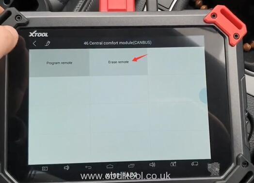 Xtool X100 Pad2 Pro Program Vw Cc 2014 23
