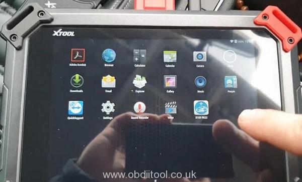 Xtool X100 Pad2 Pro Program Vw Cc 2014 9