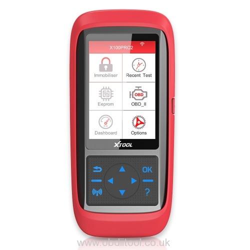 Xtool X100 Pro2 Read Nissan Pin Calculator Car List 1