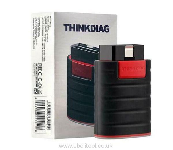 Launch Thinkdiag