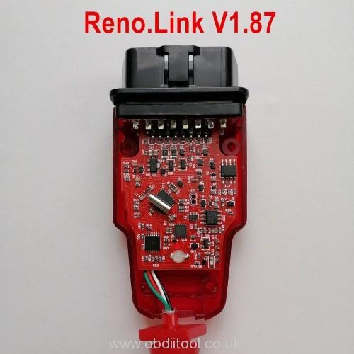 V1.87 Renolink Renault Obd2 Ecu Programmer