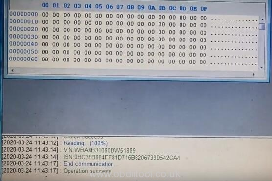 Vvdi Prog V4.9.2 Read Bmw Edc17c45 13