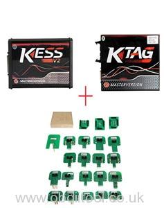 KESS V2 + Ktag ECU Programmer