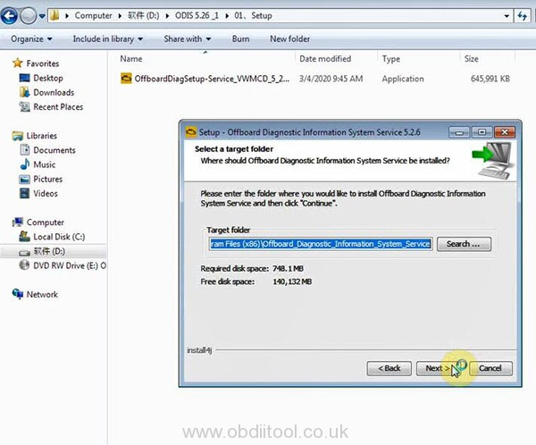 Odis 5.26 Download Install 7