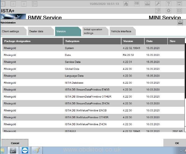 V2020.05 Bmw Icom Software Update 1