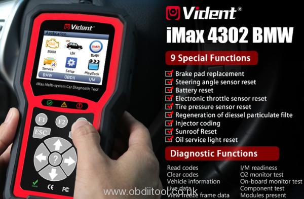 Videny Imax4302 Bmw User Manual 2