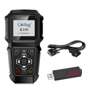 Godiag Hand Held Key Programmer User Manual 6