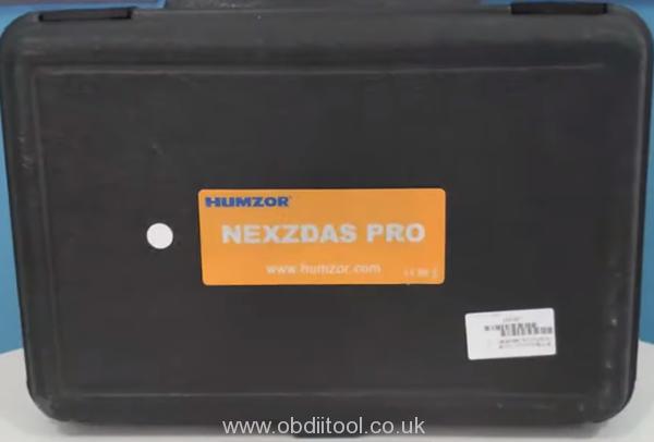Humzor Nexzdas Pro Review 2