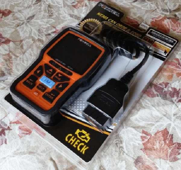 Foxwell Nt301 Review 1