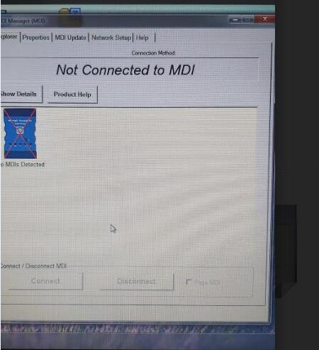 Gn Mdi2 Not Connected To Mdi Solution 4