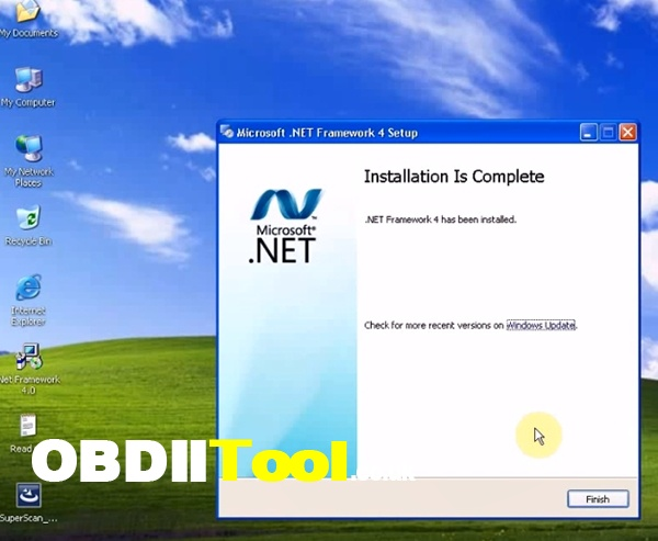Renault Com Software Install Error Solution 3