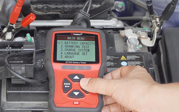 Vident Ibt200 Battery Tester Tutorial 3