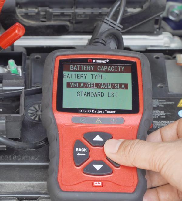 Vident Ibt200 Battery Tester Tutorial 4