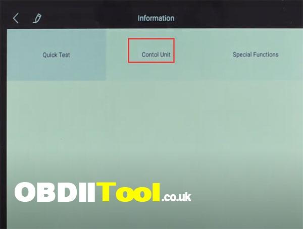 Xtool X100 Pad3 Diagnose 2020 Ben W212 9