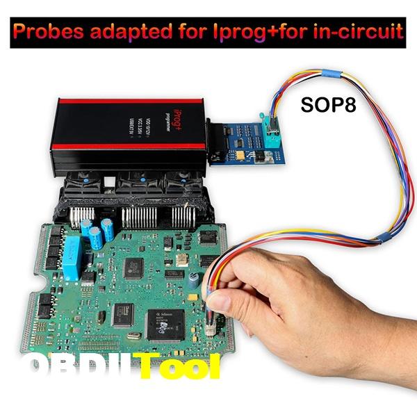 5 In 1 Probes Adapters Iprog+ Xprog 1