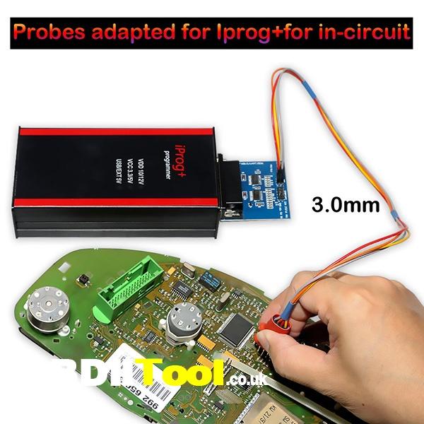5 In 1 Probes Adapters Iprog+ Xprog 4
