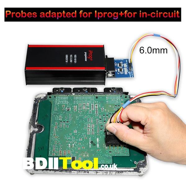 5 In 1 Probes Adapters Iprog+ Xprog 5