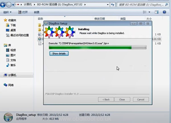 Diagbox 7.83 Lexia Pp2000 Install Error 7