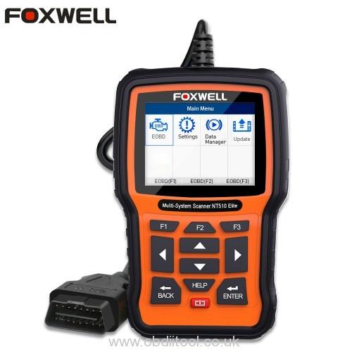 Foxwell Nt510 Elite Update 1
