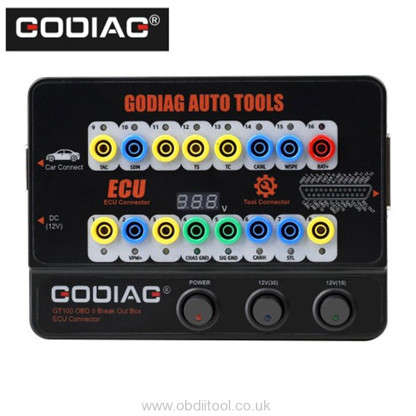 Godiag Gt100 Obdii Protocol Detector User Manual 2