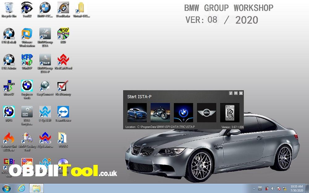 V2020.08 Bmw Icom Software 1