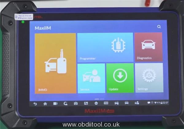 Autel Im608 Bmw Benz Immo List Test Report 2