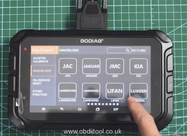 Godiag Gd801 Read Eeprom 93c46 8